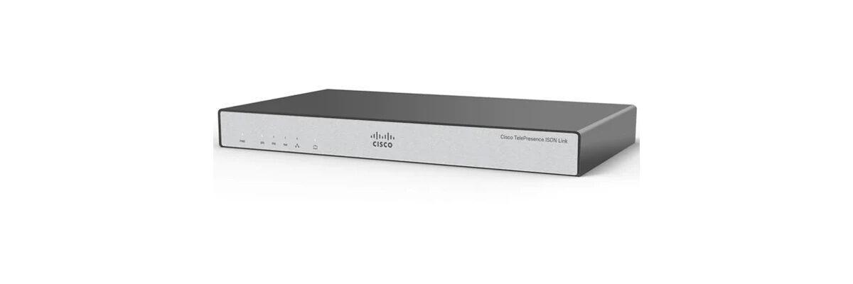Cisco TelePresence ISDN Link