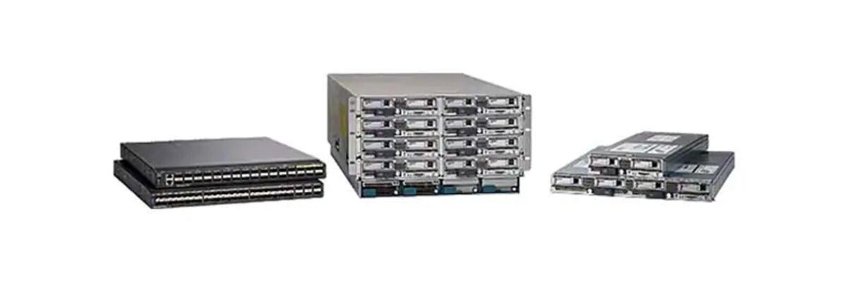 Cisco UCS Blade Servers