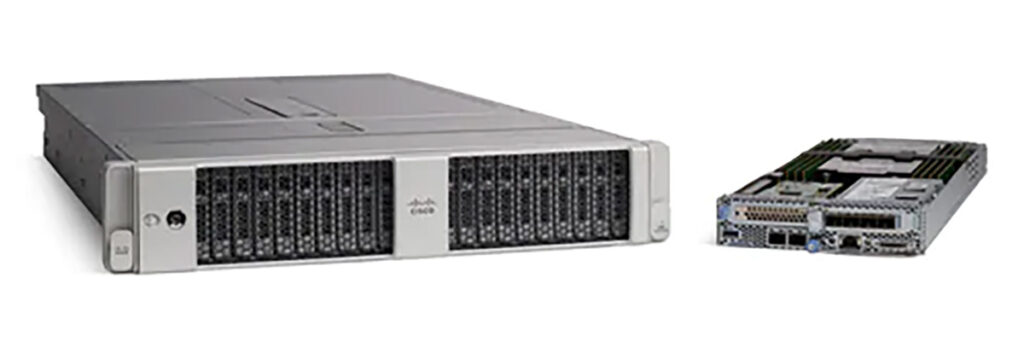Cisco UCS C4200 Series Rack Server