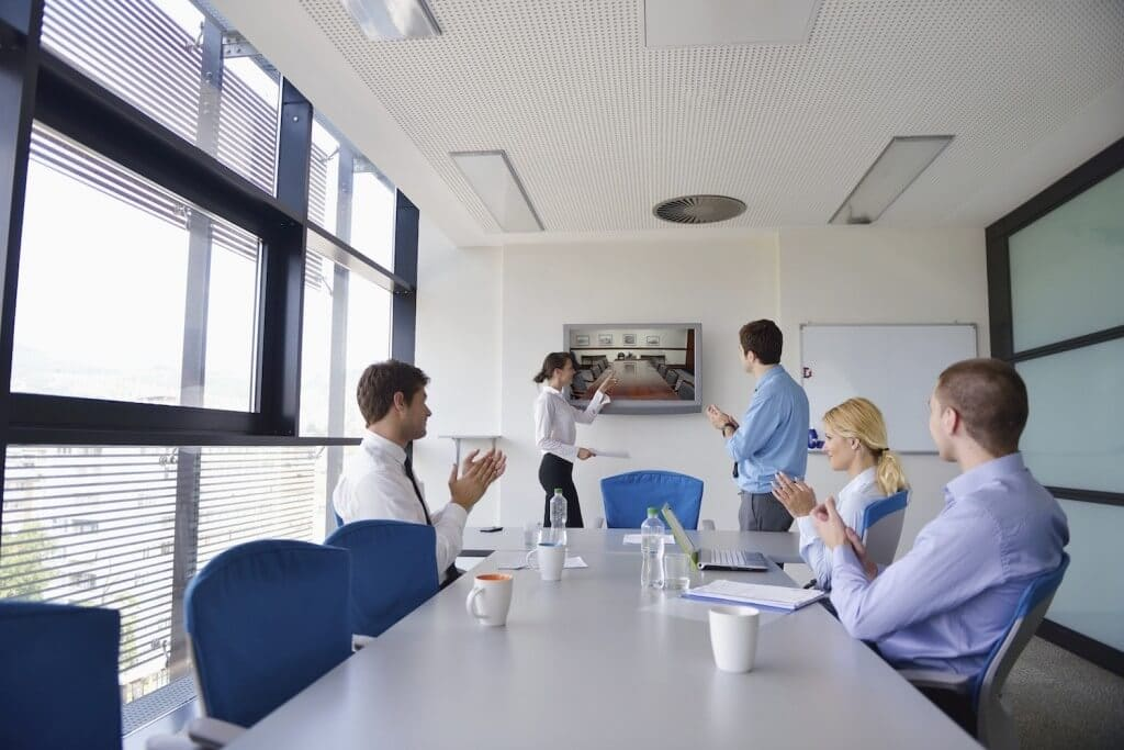 Video Conference User Training